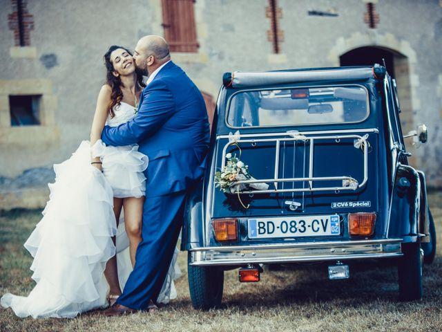Le mariage de Bill et Eléonore à Charrin, Nièvre 3