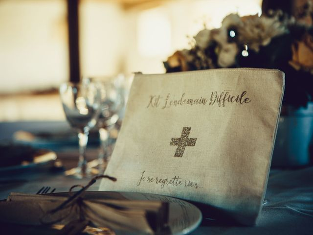 Le mariage de Bill et Eléonore à Charrin, Nièvre 6
