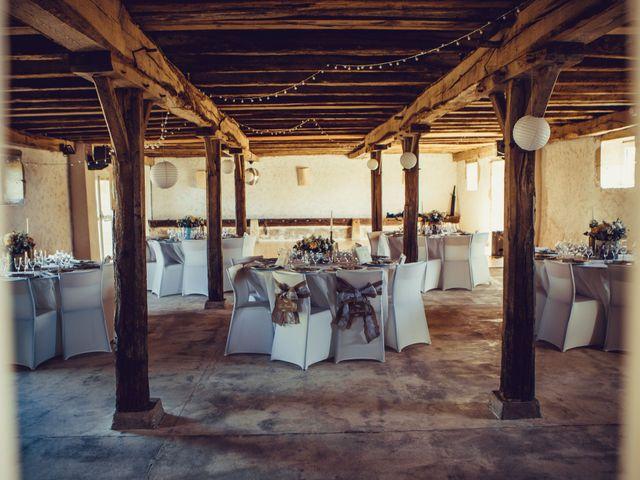 Le mariage de Bill et Eléonore à Charrin, Nièvre 7