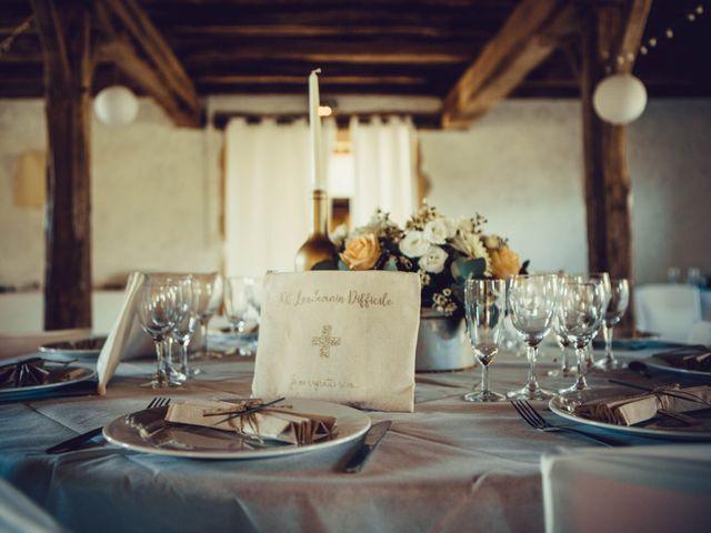 Le mariage de Bill et Eléonore à Charrin, Nièvre 8