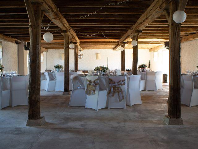 Le mariage de Bill et Eléonore à Charrin, Nièvre 9