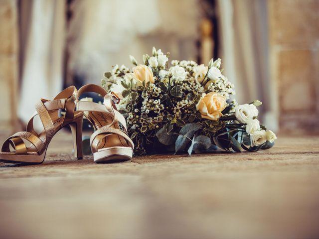 Le mariage de Bill et Eléonore à Charrin, Nièvre 10