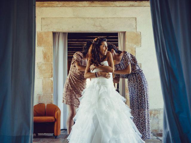 Le mariage de Bill et Eléonore à Charrin, Nièvre 1