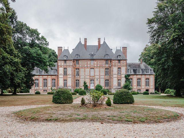 Le mariage de Florent et Alice à Paris, Paris 1