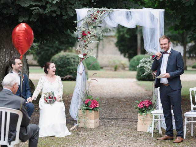 Le mariage de Florent et Alice à Paris, Paris 18