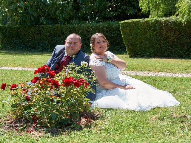 Le mariage de Denis et Ophélie à Saint-Pierre-du-Vauvray, Eure 27