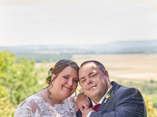 Le mariage de Denis et Ophélie à Saint-Pierre-du-Vauvray, Eure 30