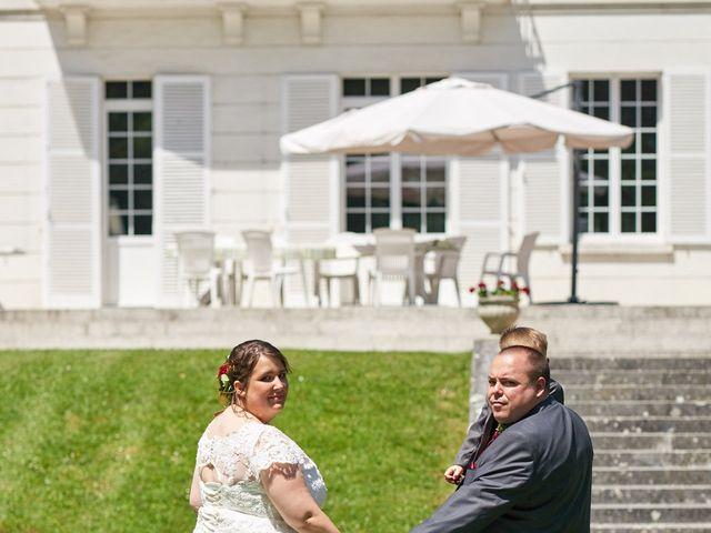 Le mariage de Denis et Ophélie à Saint-Pierre-du-Vauvray, Eure 32