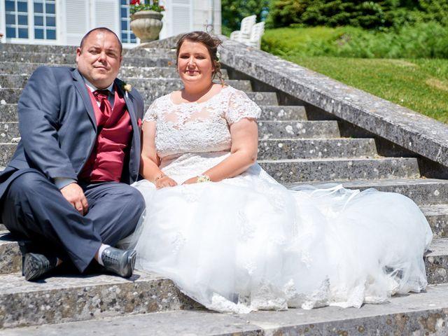 Le mariage de Denis et Ophélie à Saint-Pierre-du-Vauvray, Eure 33