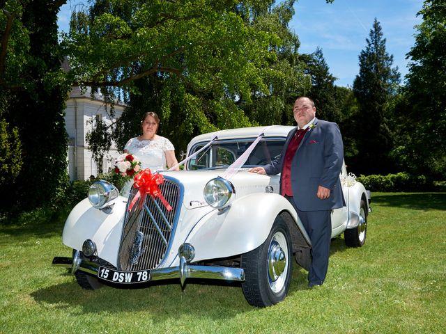 Le mariage de Denis et Ophélie à Saint-Pierre-du-Vauvray, Eure 36