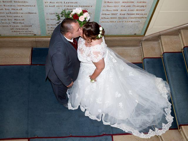 Le mariage de Denis et Ophélie à Saint-Pierre-du-Vauvray, Eure 41