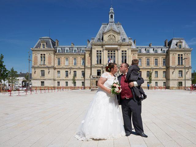 Le mariage de Denis et Ophélie à Saint-Pierre-du-Vauvray, Eure 45