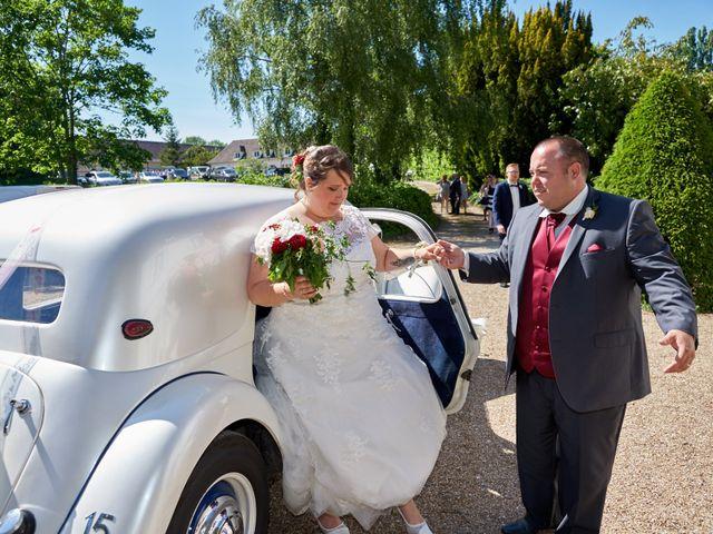 Le mariage de Denis et Ophélie à Saint-Pierre-du-Vauvray, Eure 49
