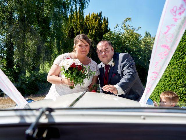 Le mariage de Denis et Ophélie à Saint-Pierre-du-Vauvray, Eure 50