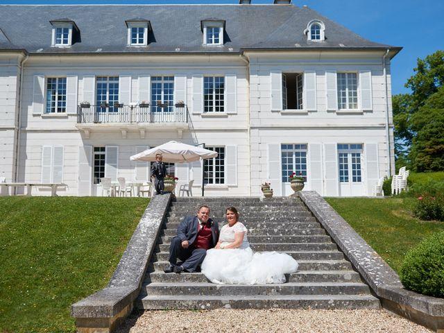 Le mariage de Denis et Ophélie à Saint-Pierre-du-Vauvray, Eure 51