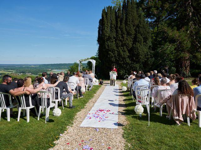 Le mariage de Denis et Ophélie à Saint-Pierre-du-Vauvray, Eure 52