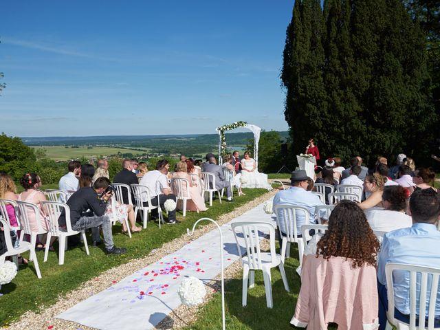 Le mariage de Denis et Ophélie à Saint-Pierre-du-Vauvray, Eure 53