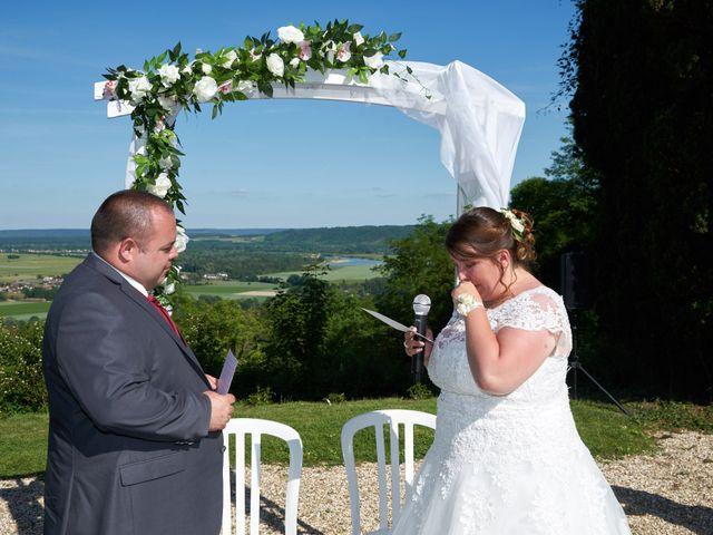 Le mariage de Denis et Ophélie à Saint-Pierre-du-Vauvray, Eure 54