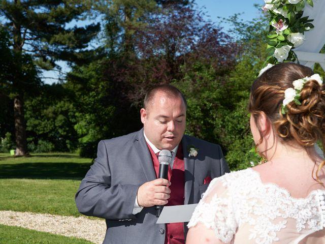 Le mariage de Denis et Ophélie à Saint-Pierre-du-Vauvray, Eure 57