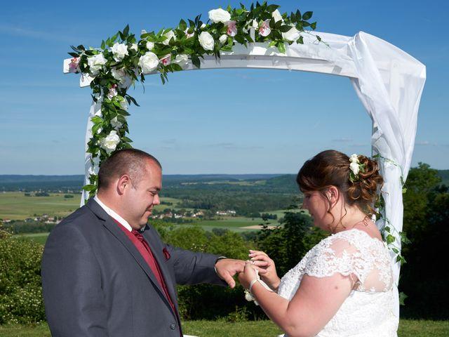 Le mariage de Denis et Ophélie à Saint-Pierre-du-Vauvray, Eure 59