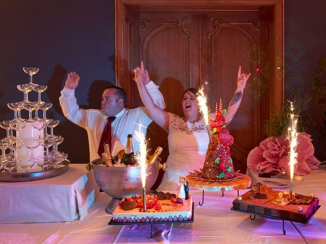 Le mariage de Denis et Ophélie à Saint-Pierre-du-Vauvray, Eure 72