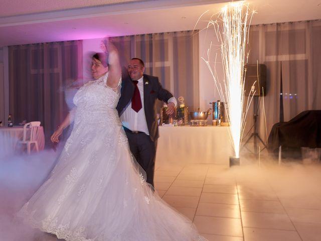 Le mariage de Denis et Ophélie à Saint-Pierre-du-Vauvray, Eure 79