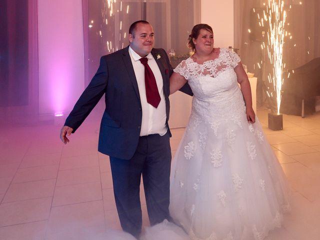 Le mariage de Denis et Ophélie à Saint-Pierre-du-Vauvray, Eure 82