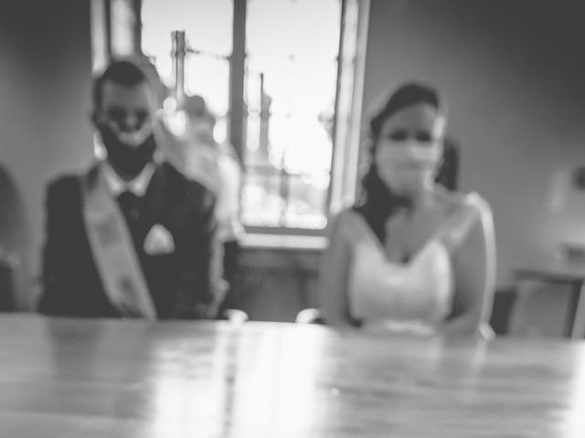 Le mariage de Jacques et Lucie à Bazoches-sur-Hoëne, Orne 5