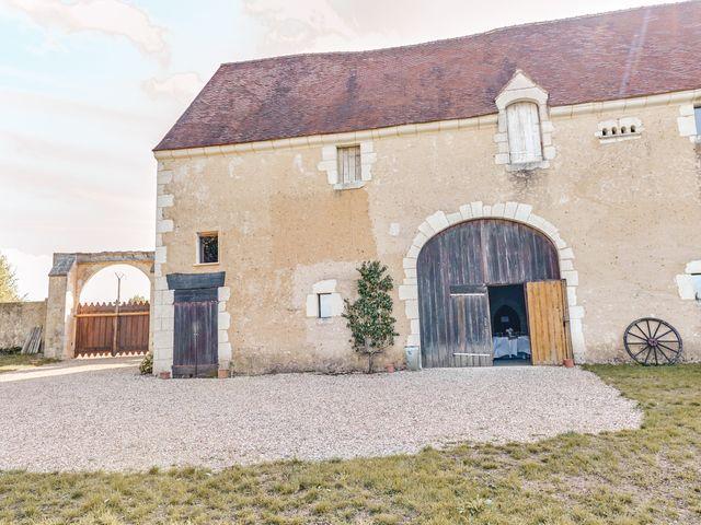 Le mariage de Jacques et Lucie à Bazoches-sur-Hoëne, Orne 10
