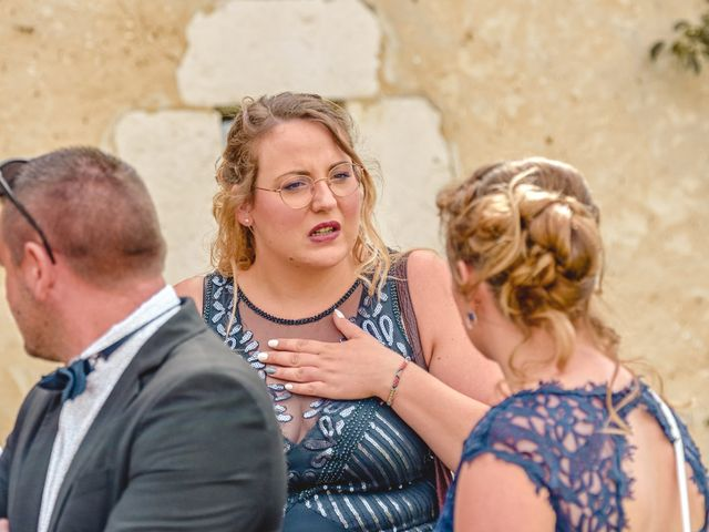 Le mariage de Jacques et Lucie à Bazoches-sur-Hoëne, Orne 23