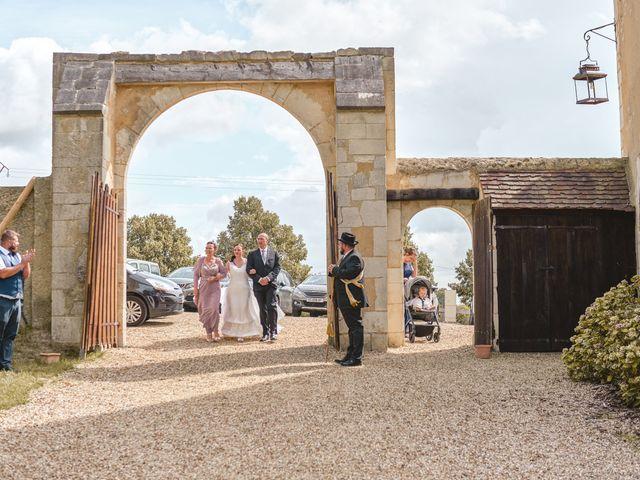 Le mariage de Jacques et Lucie à Bazoches-sur-Hoëne, Orne 26