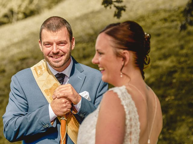 Le mariage de Jacques et Lucie à Bazoches-sur-Hoëne, Orne 28