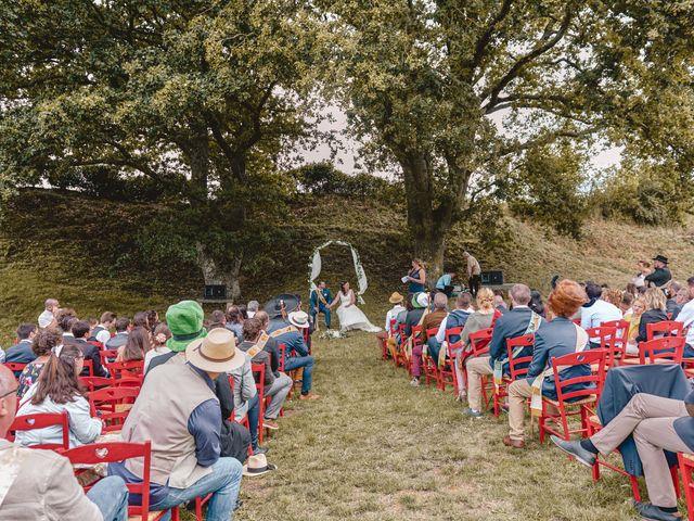 Le mariage de Jacques et Lucie à Bazoches-sur-Hoëne, Orne 29