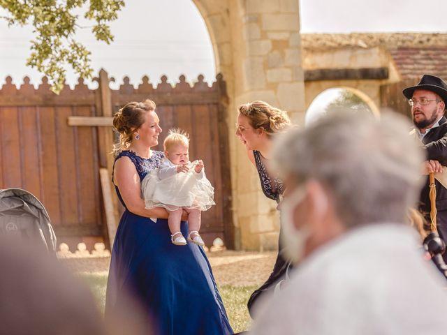 Le mariage de Jacques et Lucie à Bazoches-sur-Hoëne, Orne 32