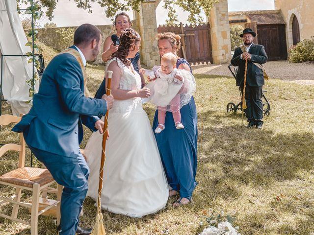Le mariage de Jacques et Lucie à Bazoches-sur-Hoëne, Orne 33