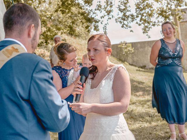 Le mariage de Jacques et Lucie à Bazoches-sur-Hoëne, Orne 34