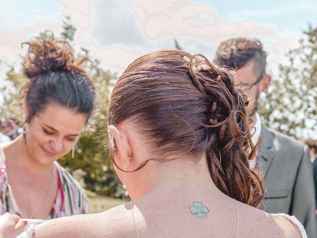 Le mariage de Jacques et Lucie à Bazoches-sur-Hoëne, Orne 38