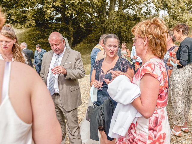 Le mariage de Jacques et Lucie à Bazoches-sur-Hoëne, Orne 57