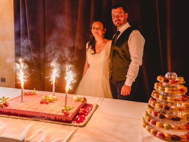 Le mariage de Jacques et Lucie à Bazoches-sur-Hoëne, Orne 69