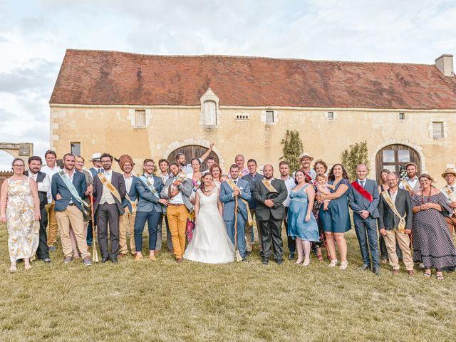 Le mariage de Jacques et Lucie à Bazoches-sur-Hoëne, Orne 70