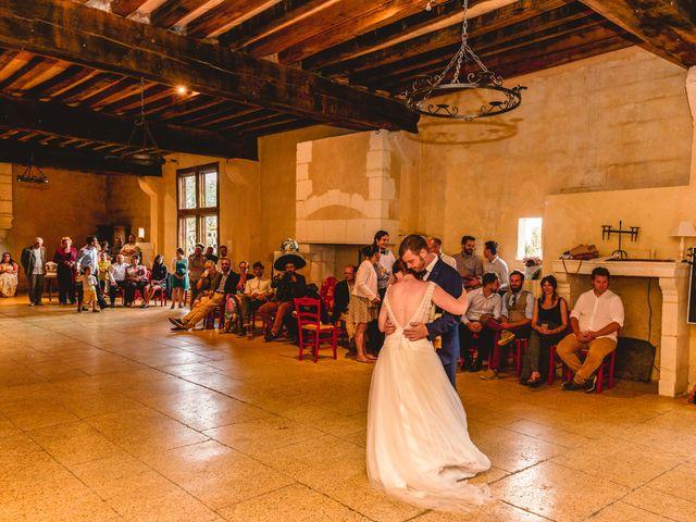 Le mariage de Jacques et Lucie à Bazoches-sur-Hoëne, Orne 75