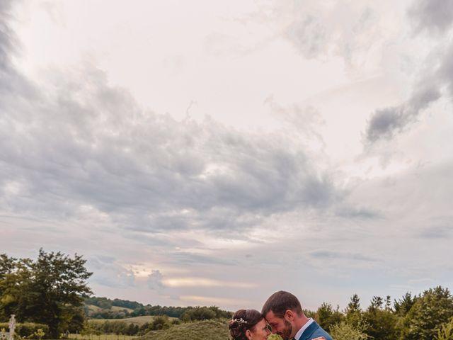 Le mariage de Jacques et Lucie à Bazoches-sur-Hoëne, Orne 76
