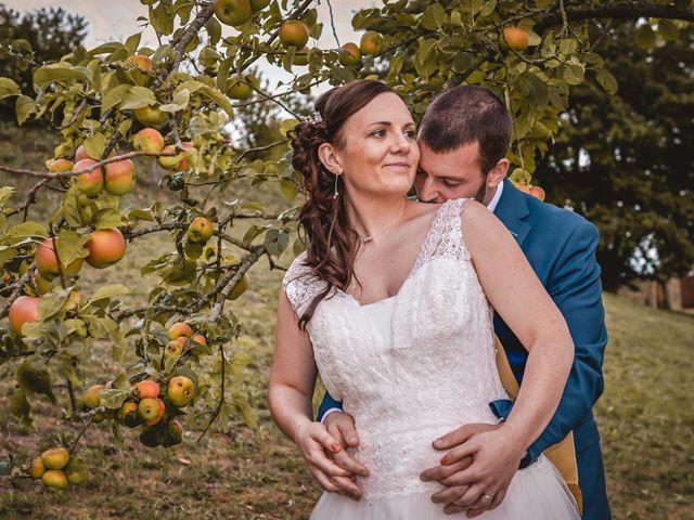 Le mariage de Jacques et Lucie à Bazoches-sur-Hoëne, Orne 77