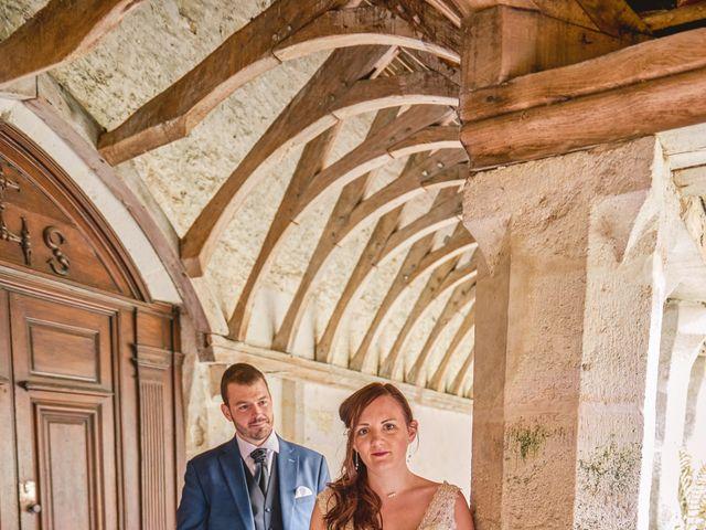 Le mariage de Jacques et Lucie à Bazoches-sur-Hoëne, Orne 78