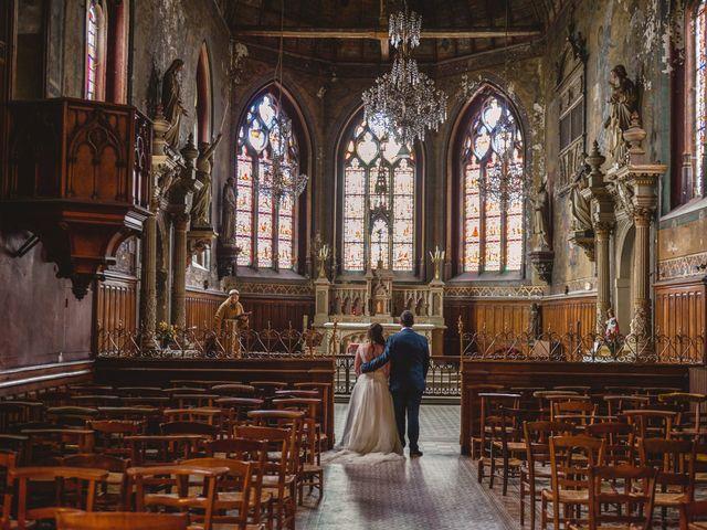 Le mariage de Jacques et Lucie à Bazoches-sur-Hoëne, Orne 83