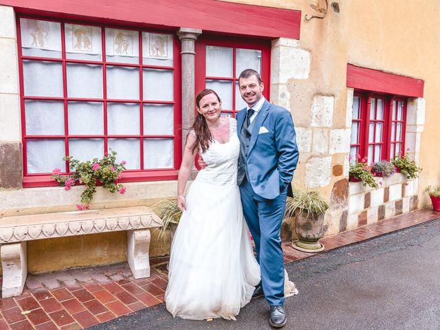 Le mariage de Jacques et Lucie à Bazoches-sur-Hoëne, Orne 88