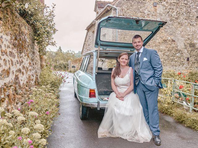 Le mariage de Jacques et Lucie à Bazoches-sur-Hoëne, Orne 89