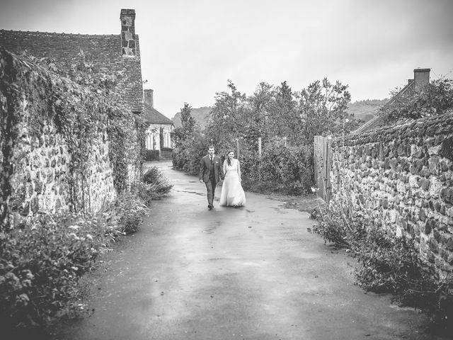 Le mariage de Jacques et Lucie à Bazoches-sur-Hoëne, Orne 90