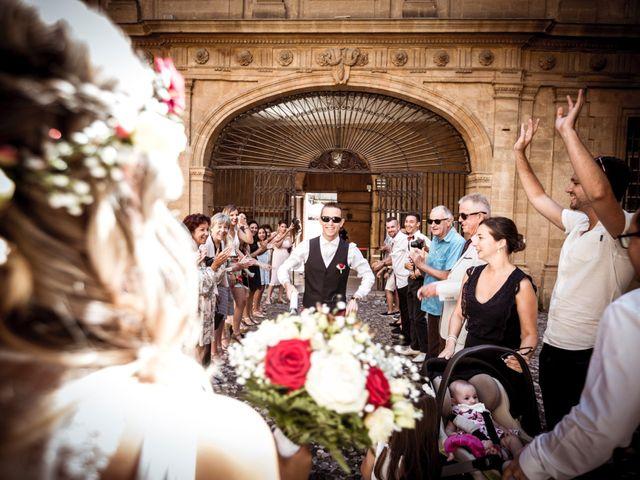 Le mariage de Clément et Elodie à Puyricard, Bouches-du-Rhône 2
