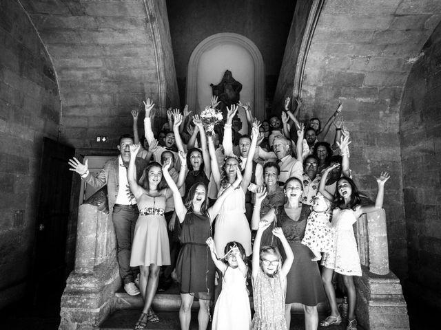 Le mariage de Clément et Elodie à Puyricard, Bouches-du-Rhône 6